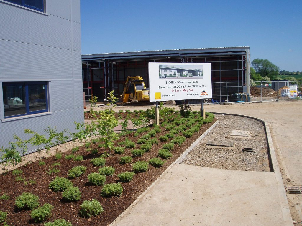 Commercial landscaping dh multi services for Commercial landscaping services